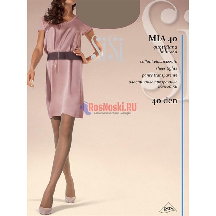 Колготки женские SiSi Mia 40, со штанишками - фото 212840