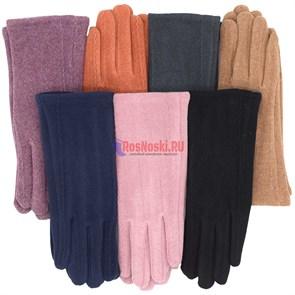 Перчатки женские NUANZHIBAO, сенсорные, полиэстер, с утеплителем внутри
