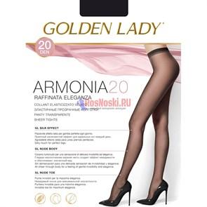 Колготки женские GOLDEN LADY Armonia 20, без шортиков, усиленный мысок
