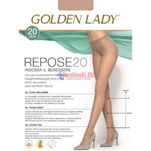 Колготки женские GOLDEN LADY Repose 20, с распределенным давлением